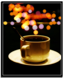 Secangkir Bokeh...... | by Scholastica Ees says, yuhuuu to all (^_^)