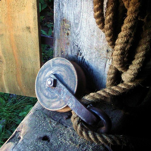 pulley | by Robert in Toronto