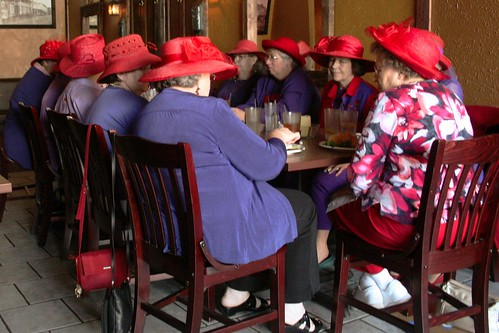 Red Hats | by lorigoldberg