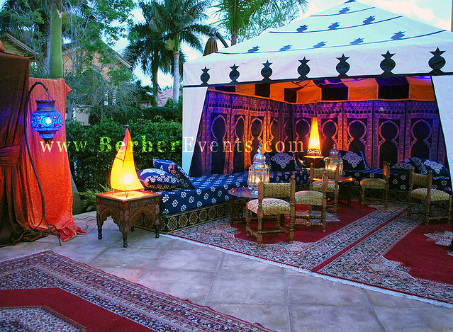 BerberEvents.com Authentic Moroccan Tent and Moroccan Furniture | by .BerberEvents.com & Authentic Moroccan Tent and Moroccan Furniture | www.BerberEvents ...