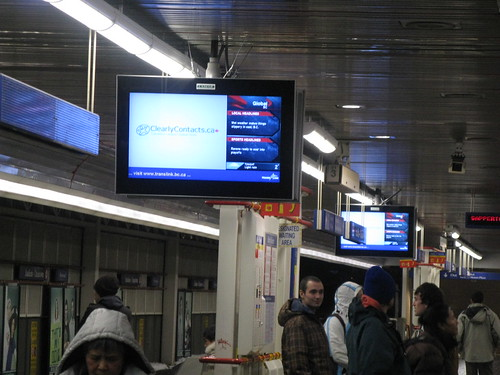 Ad Panels (Stadium Station) | by DennisTsang