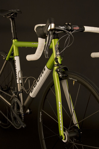 Corretto 3-4 Double Band in Roulette Green | by Baum Cycles