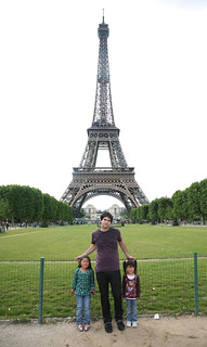 Eiffel Tower - Paris | by Donna & Andrew