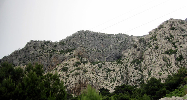 Dalmatia, mountains 2010 1073