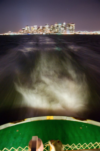 Prop Wash - Staten Island Ferry | by chris_rutkowski