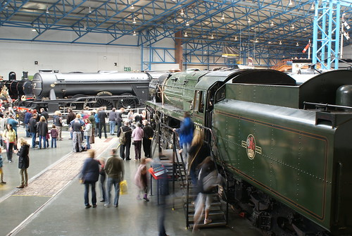 Flying Scotsman & Evening Star | by P.A.King