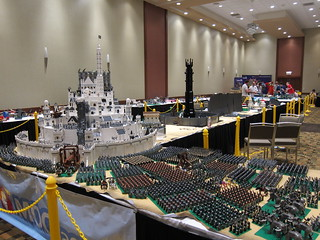Lord of the Rings group display | by Nannan Z.