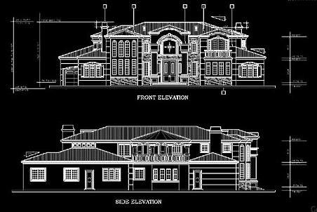 Civil Engineering CAD Drafting & Design services | Yantram ...