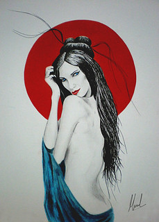 Geisha | by David Honrubia