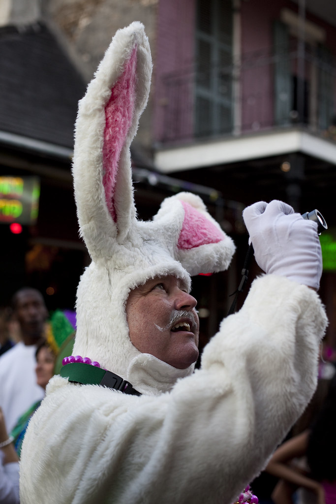 Mardi Gras 04 24feb09 New Orleans Usa Taken In New Flickr