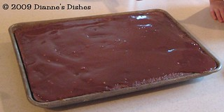 Chocolate Sheet Cake | by Dianne's Dishes