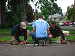 st.johns ir | intersection repair @ st.johns & central