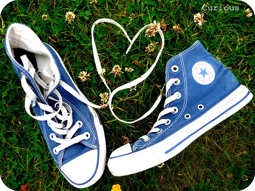 For The Love Of Converse [Explore #412] | by Curious-Photography
