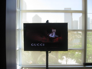 Gucci Interactive Screen | by jefftimesten