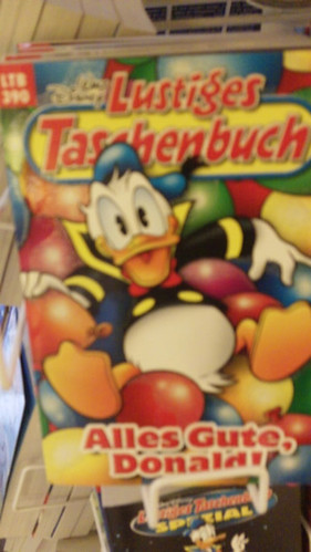 Donald Duck in German | by shariqghani