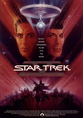 Star Trek V: The Final Frontier (1989) | by Paxton Holley