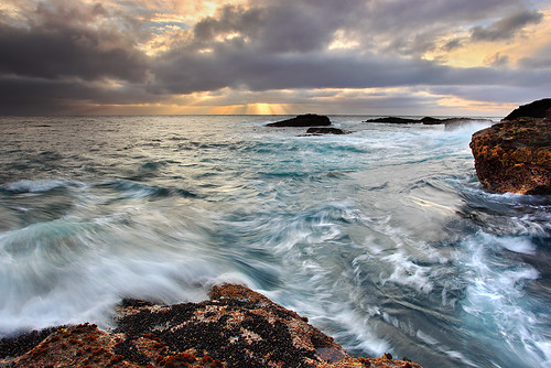 Sea and Storm - Point Lobos, California | by PatrickSmithPhotography