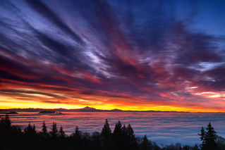 Sunrise over Vancouver | by Bruce Irschick