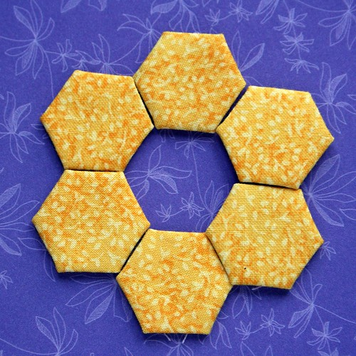 Hex yellow | by turning*turning