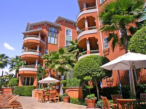 Amazing ... LA Hollywood CA The Palazzo At Park La Brea Apartments West   Community