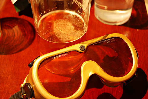 Beer and goggles | by abrinsky