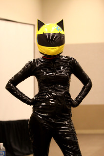 Celty Sturluson | by Gage Skidmore