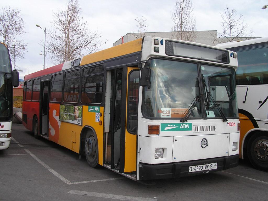 autobus pegaso de l'empresa casas de mataró (barcelona) | flickr