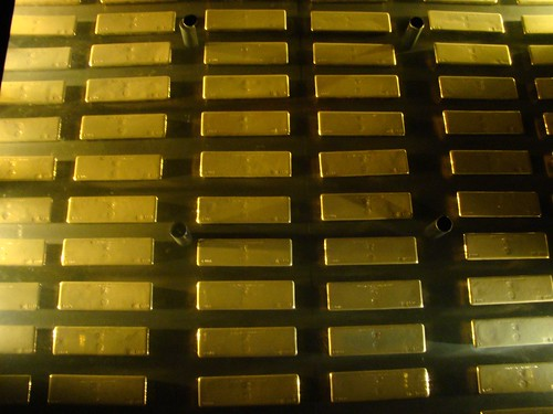 Gold Bars - City Museum of Melbourne | by Brian Giesen