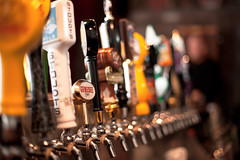 Tap handles | by Mission Dolores Bar