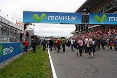 Main Straight Montmeló | by Virginia G
