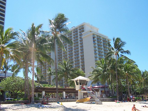 Aston Waikiki Beach Hotel Breakfast