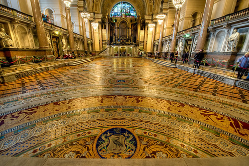 St George S Hall Liverpool The Exquisite Handcrafted