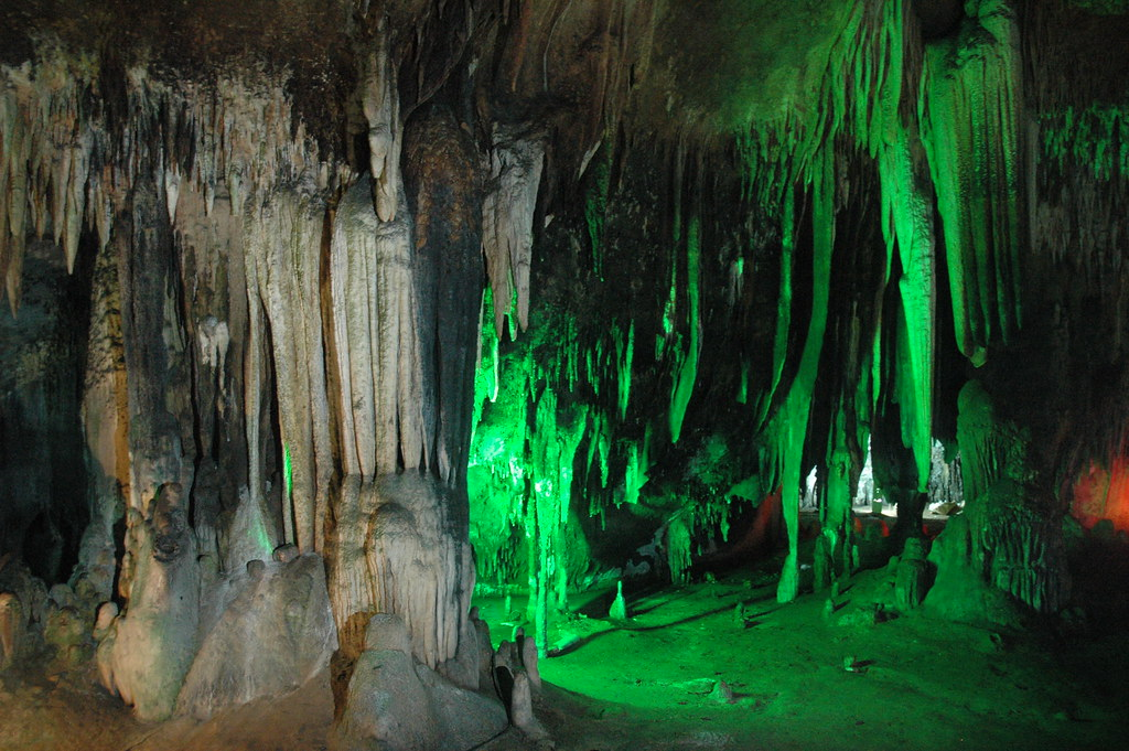 Khao Bin caves
