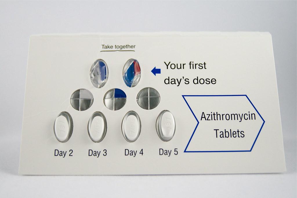 Azithromycin Z Pak By Adam Kuban