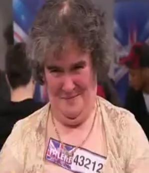 News On Susan Boyle and Swine Flu !