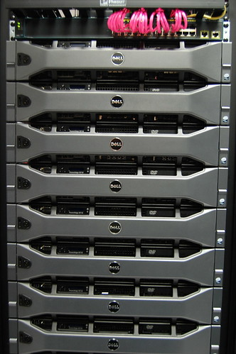 The Planet Deploys PowerEdge R710 Servers | by Dell's Official Flickr Page