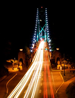 Lions Gate Bridge | by J dub photographic
