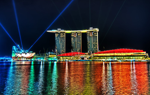 Marina Bay Sands – Singapore | by Sprengben