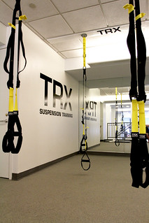 TRX Intensity Training area | by MINT DC