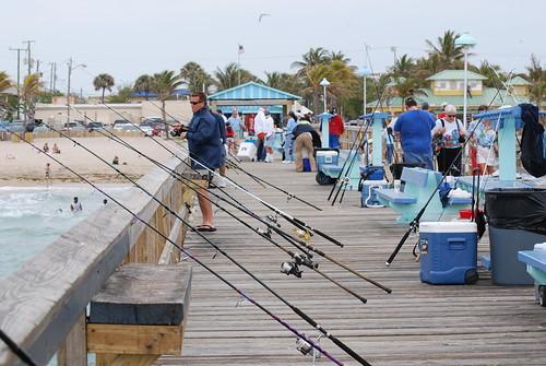 Commercial blvd fishing pier fort lauderdale flrodia 251 for Fishing in fort lauderdale