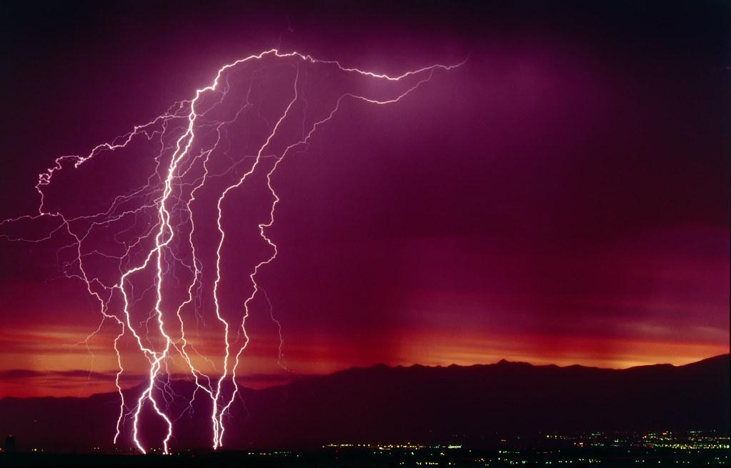 Lightning Bolt Strikes