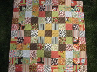 Birthday Quilt - top | by Disentangled
