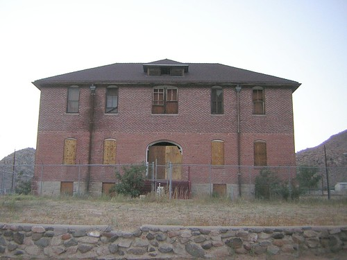 Indian School in Valentine, Arizona (Route 66) | by JuneNY