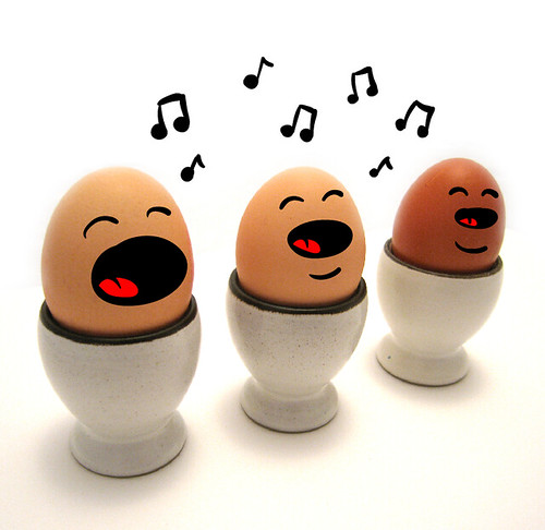 Image result for singing eggs