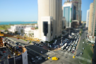 Tilt Shift for a Change | by El Camin0
