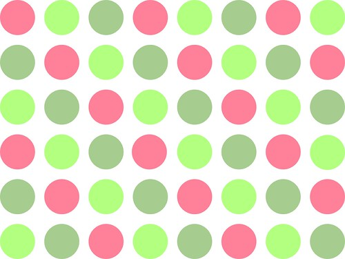 Pink and green polka dot background pink polka dot backgro flickr pink and green polka dot background by annnie voltagebd Choice Image