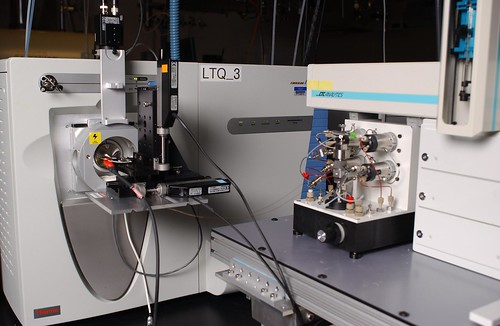 Mass Spectrometer, ThermoFinnigan LTQ | by Pacific Northwest National Laboratory - PNNL