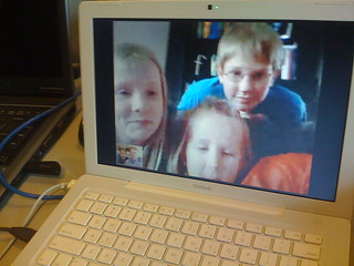 Videoconferencing with my kids from NZ | by Wesley Fryer
