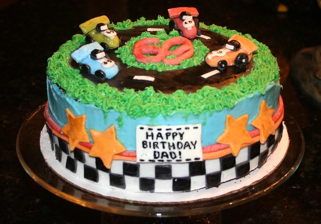 Grandpas Birthday Cake