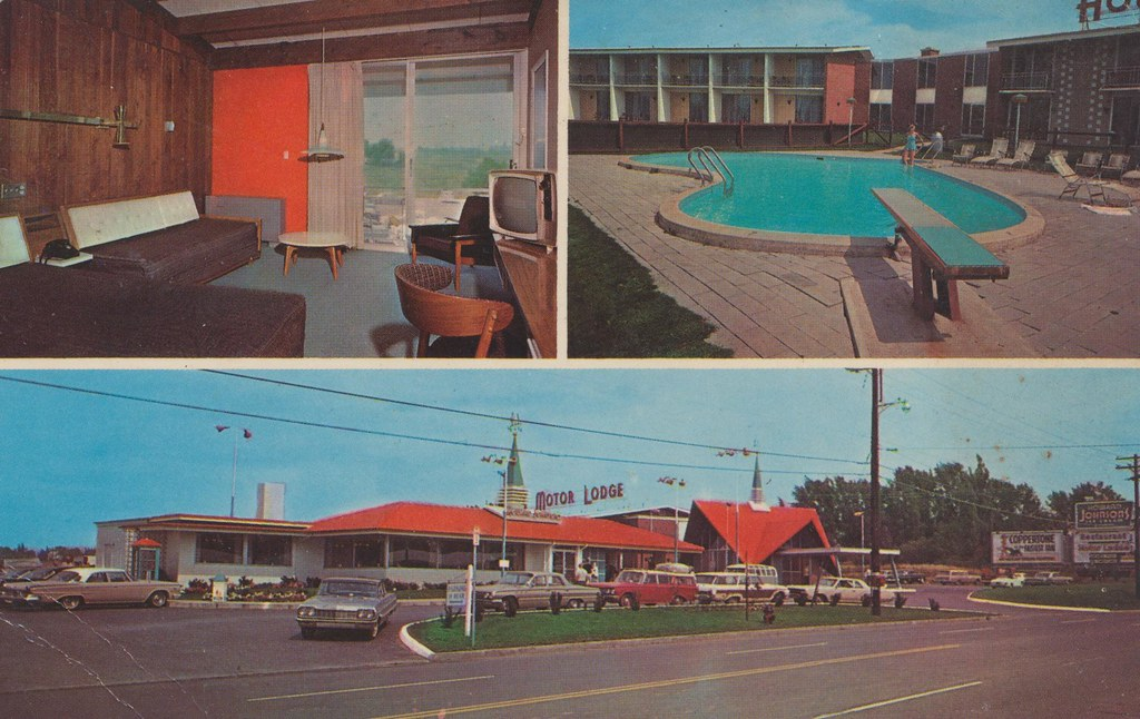 Howard Johnson's Motor Lodge - Watertown, New York